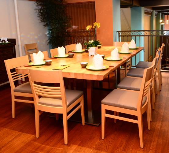Mingja Inc. – Manufacturer of Restaurant Furniture
